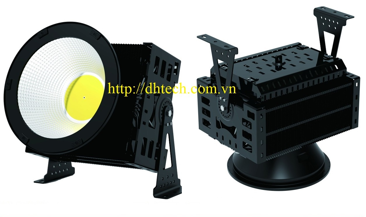 Đèn led pha Spotlight DHLED-BF800W-1500W